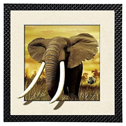 Buy 100% Eyecatching Awesome 3D IMMAX/5D effectPhoto Frame for Home ...