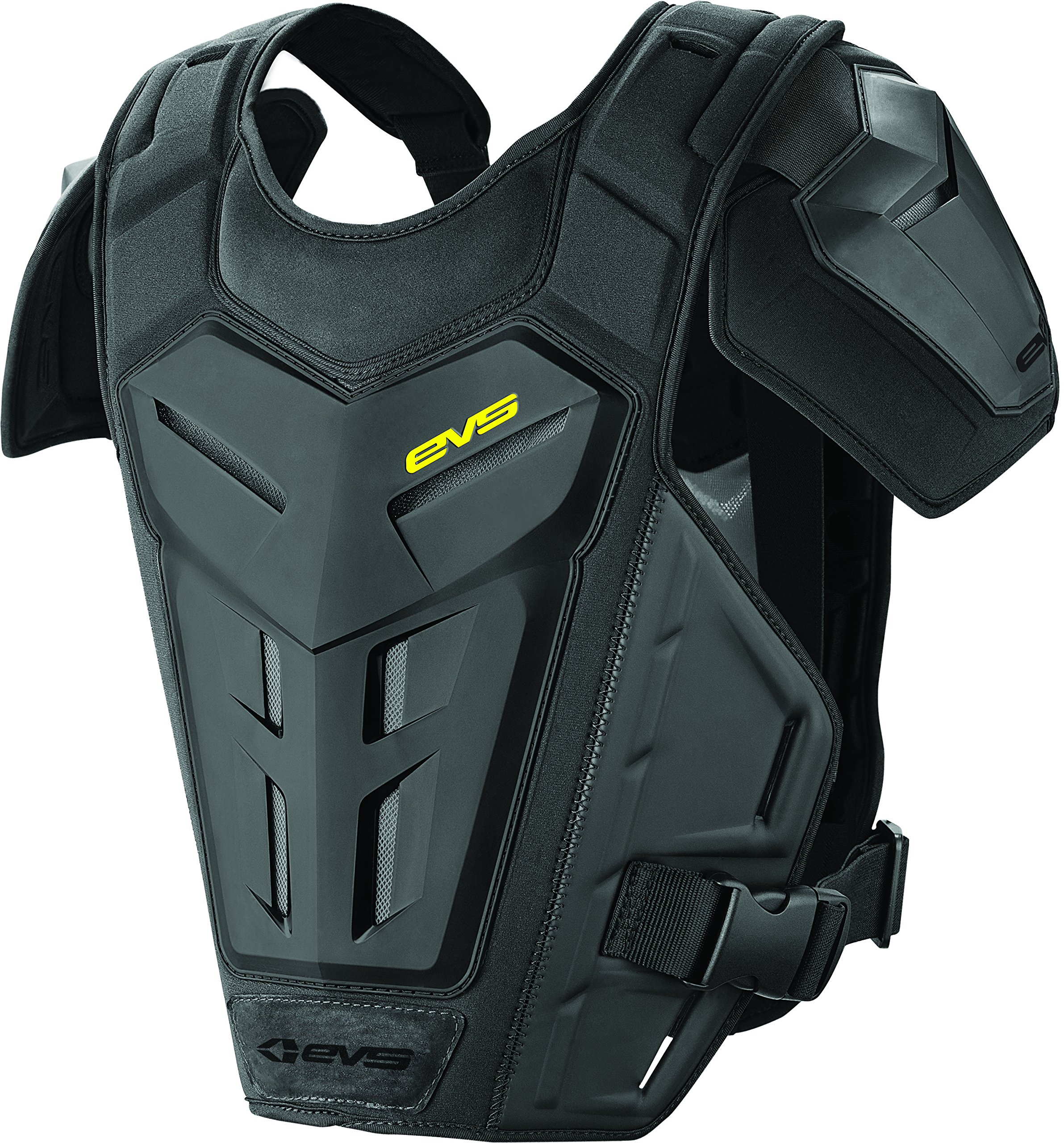 EVS Revo 5 Roost Guard-Black-S/M by EVS (Image #1)
