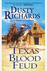 Texas Blood Feud (Byrnes Family Ranch series Book 1) Kindle Edition
