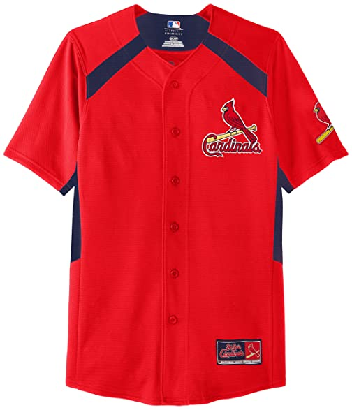 255523f6aaa ... new zealand mlb st. louis cardinals mens yadier molina 4 fever player  jersey red navy