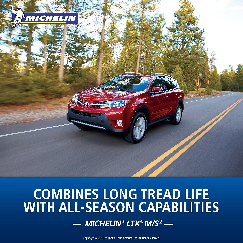 Michelin LTX M//S2 All-Season Radial Tire 235//85R16 120R