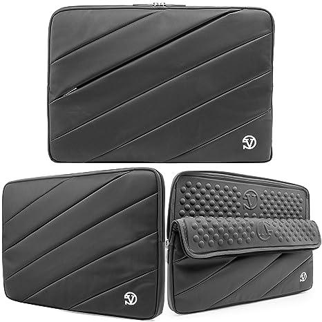 VanGoddy Universal Track-like Design Hybrid Sleeve / Laptop Bag for Microsoft Surface Pro 3 / Macbook Air 11.6 / Dell Latitude 11.6 / Lenovo Ideapad ...