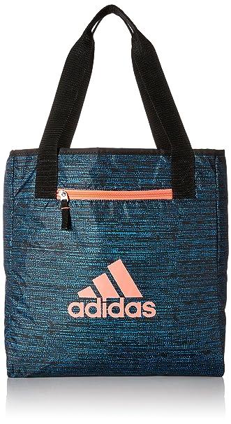 78ab1a766428d1 Amazon.com: adidas Studio II Tote Bag, Blue, One Size: Clothing