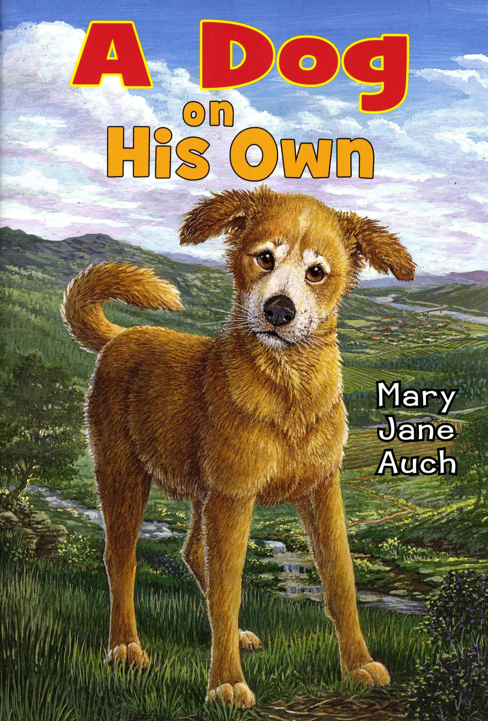 A Dog on His Own: Mary Jane Auch: 9780823420889: Amazon.com: Books