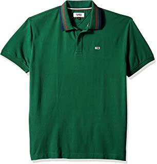 13df85e7 Tommy Hilfiger Mens Custom Fit Polo Shirt at Amazon Men's Clothing ...