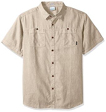 abb5977999a Amazon.com: Columbia Men's Southridge Short Sleeve Shirt: Clothing