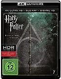 Harry Potter und die Heiligtümer des Todes Teil 2  (4K Ultra HD) (+ Blu-ray)