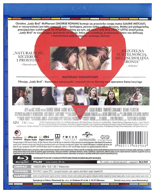 Amazoncom Lady Bird Blu Ray Region Free English Audio