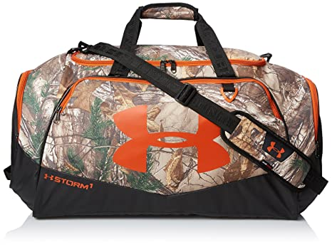 1ddc98006a15 Buy Under Armour Storm Camo Undeniable LG Duffle