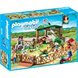 Playmobil 6635 - La Vie En Ville - Parc Animalier