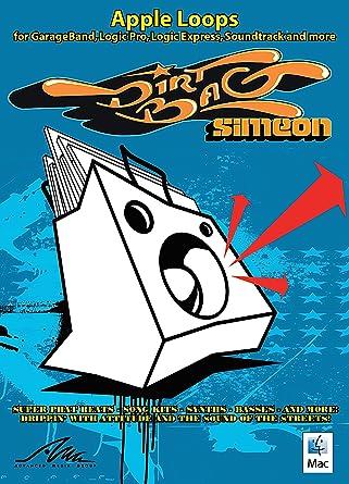 Amazon com: DirtBag - Simeon - Grungy Apple Loops Library