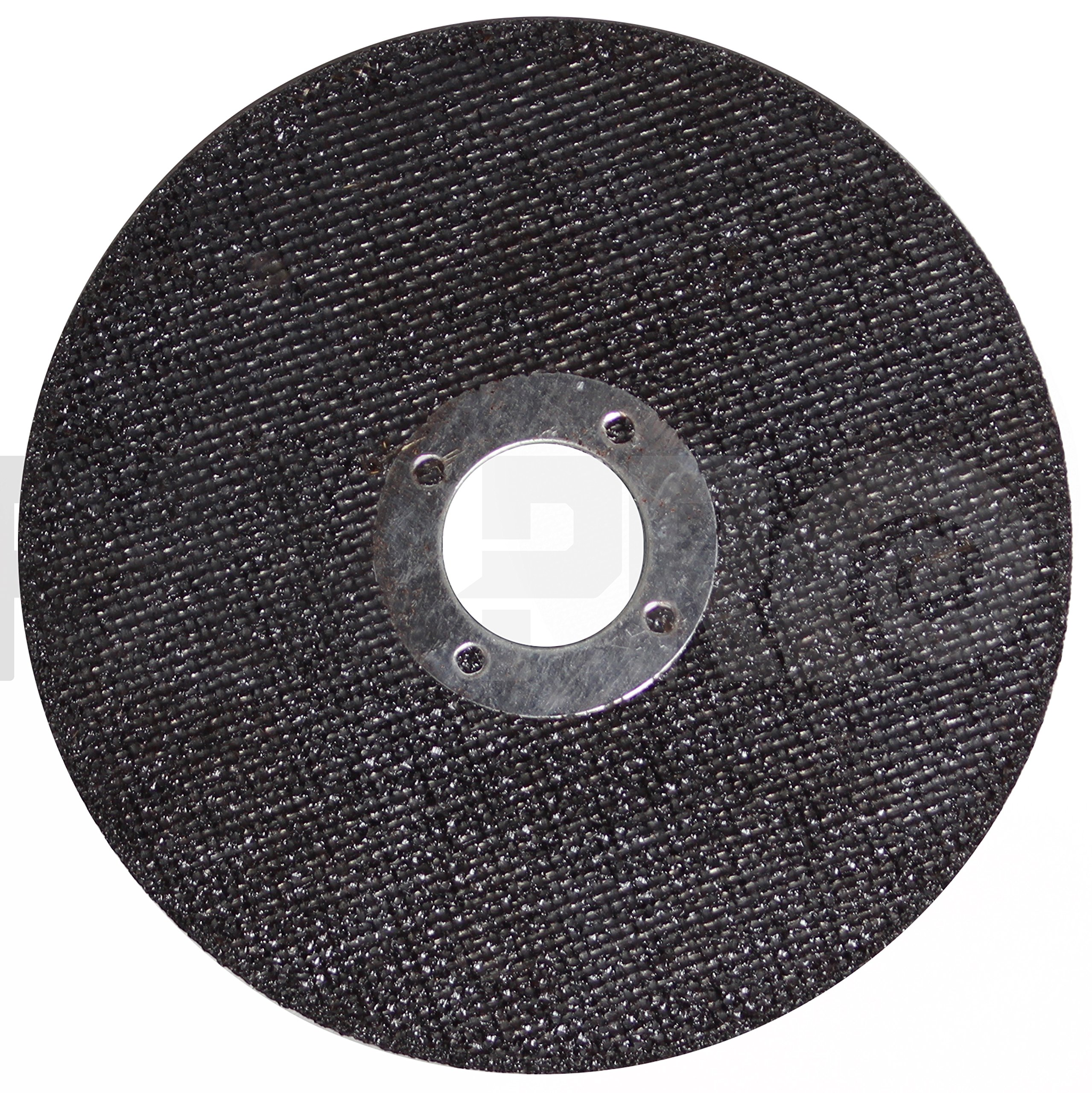 Ram-Pro 4-1/2 Inch Metal Cut-Off Wheel Blades | Abrasive Arbor Grinder Disc Set Ideal for Cutting, Grooving, Sanding and Trimming Ferrous Metal & Steel (100 Pack). by Ram-Pro (Image #3)