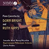 Bright & Gipps: Works for Piano & Orchestra