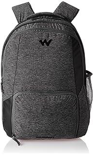 e95eb9f720 Wildcraft Polyester Mel Black Laptop Backpack (Geek 3.1   Wildcraft   Mel  Black)