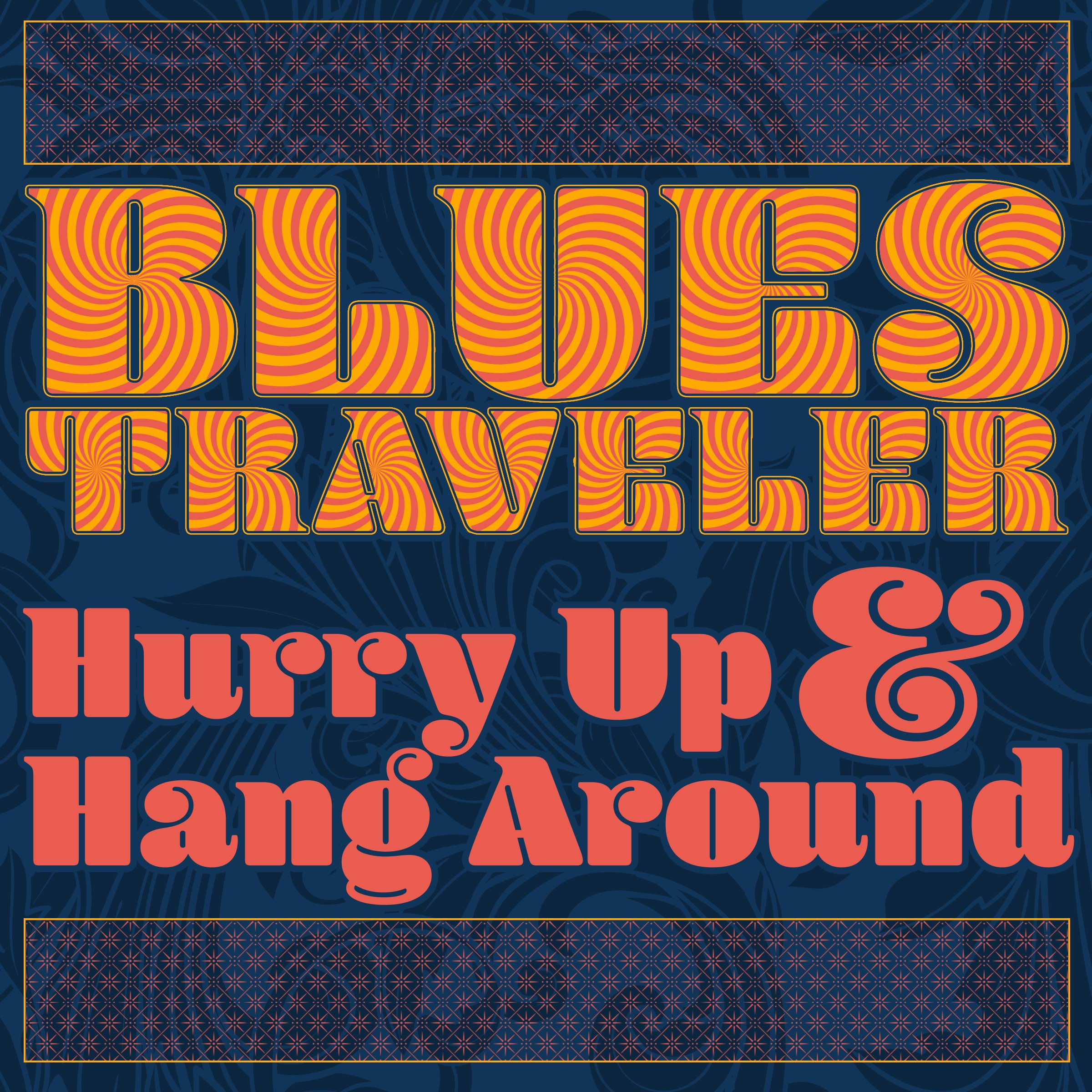 Book Cover: Hurry Up & Hang Around