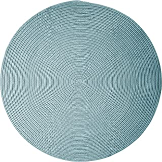 product image for Colonial Mills Boca Raton Area Rug 3x3 Federal Blue