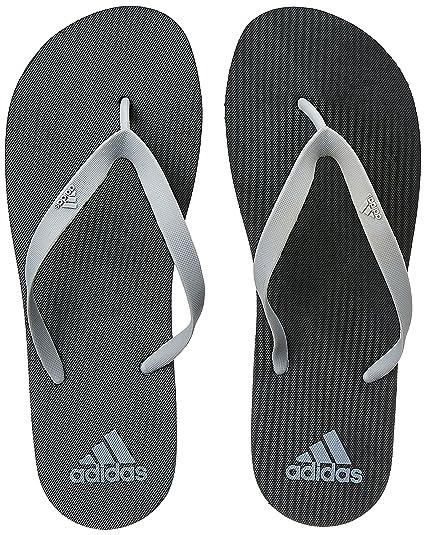 4f63473da2bc Adidas Men s Adi Rib Conavy and Visgre Flip-Flops and House Slippers - 9 UK