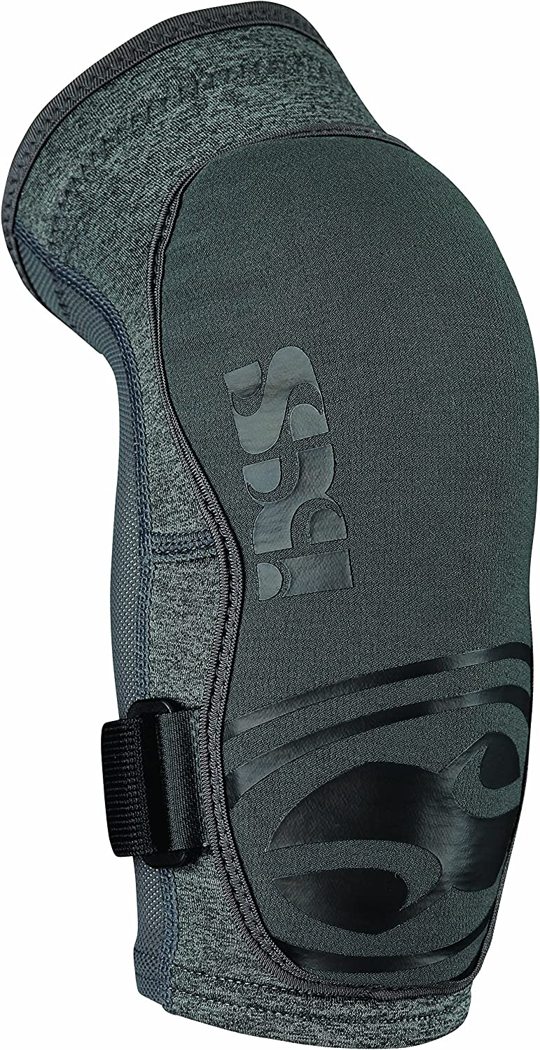 IXS Unisex Flow Evo+ Breathable Moisture-Wicking Padded Protective Elbow Guard