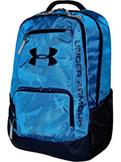 03b11ef641b9 Under Armour Unisex Hustle II 15 Laptop Backpack Book Student Bag Royal Blue