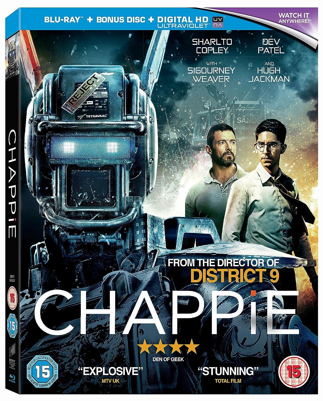 Amazon.com: Chappie [Blu-ray] [Region Free]: Movies & TV