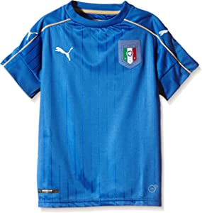 PUMA Italy Home Kids Jersey 2016/2017