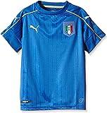 PumaMaglietta da bambino, replica maglia FIGC Italia (partite in casa)