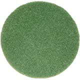 "Oreck Commercial 437.056 Cleaning Orbiter Pad, 12"" Diameter, For 550MC Orbiter Floor Machine, Green"