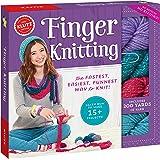 Klutz Finger Knitting Craft Kit