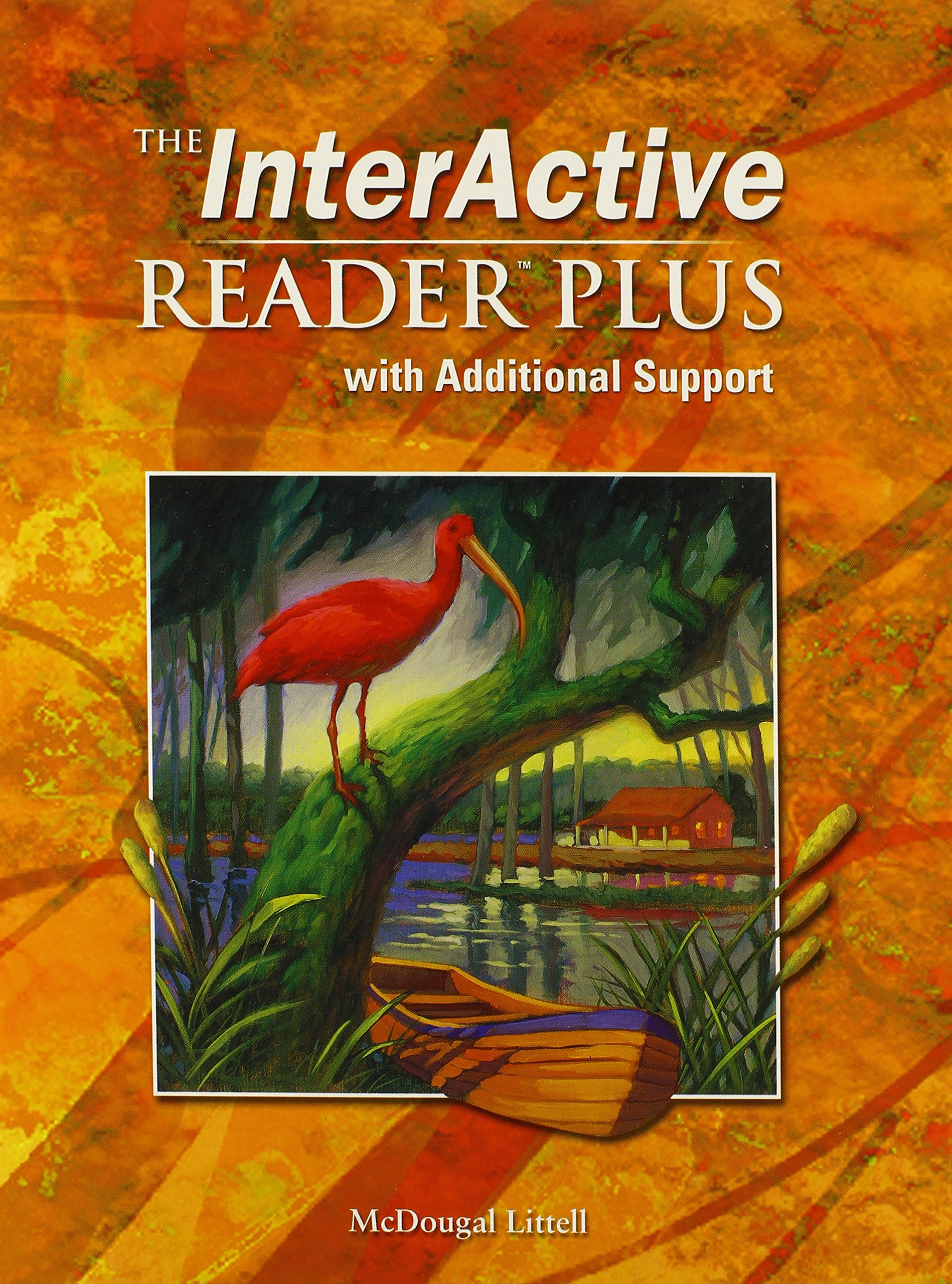 McDougal Littell Language of Literature: The Interactive Reader Plus with Additional Support with Audio-CD Grade 9 by Brand: MCDOUGAL LITTEL