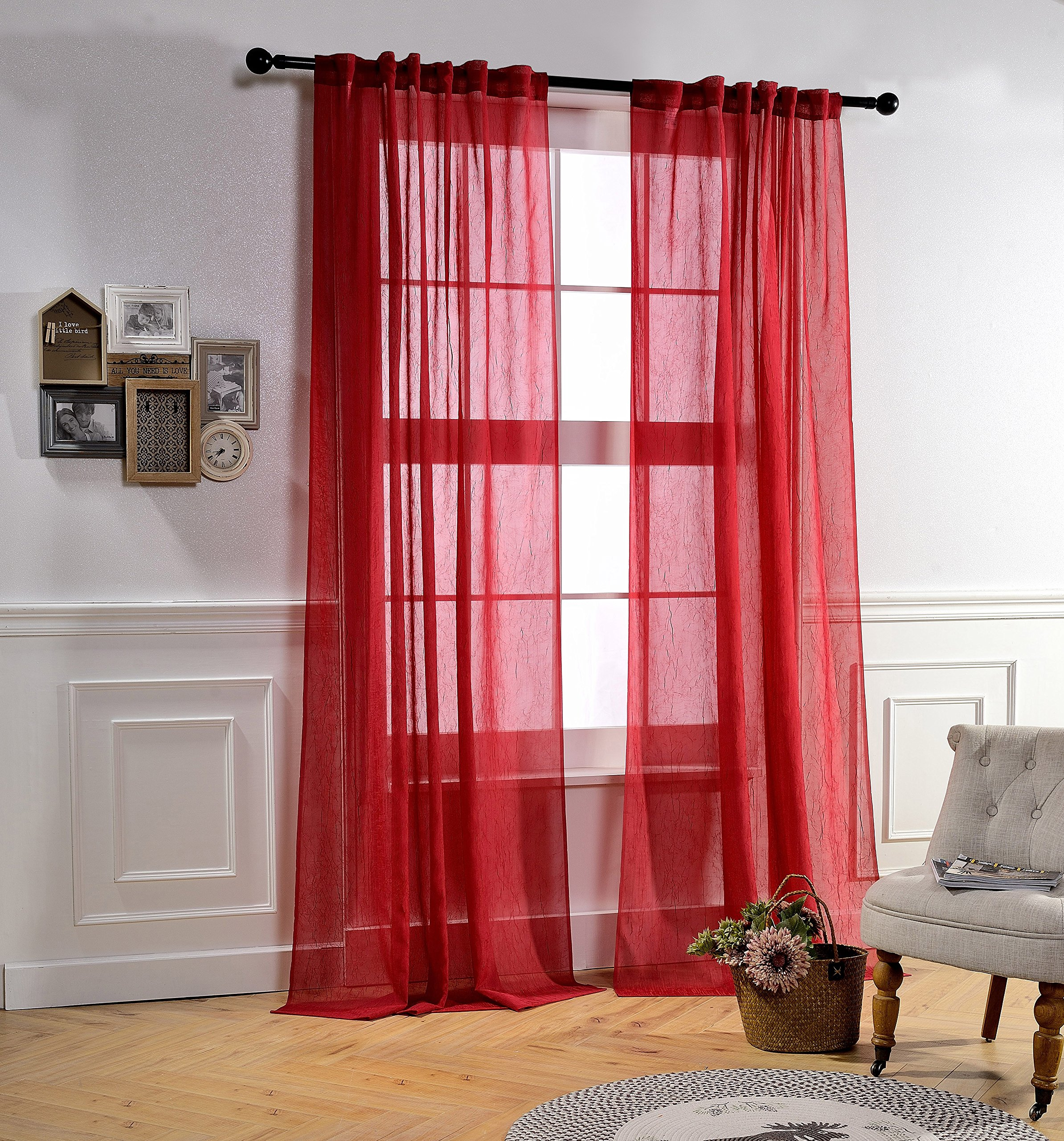 crushed size dreaded pinch length panel grommet long pleat soho of photo curtainssheerindow full inspirations curtain voile sheer curtains windowhed