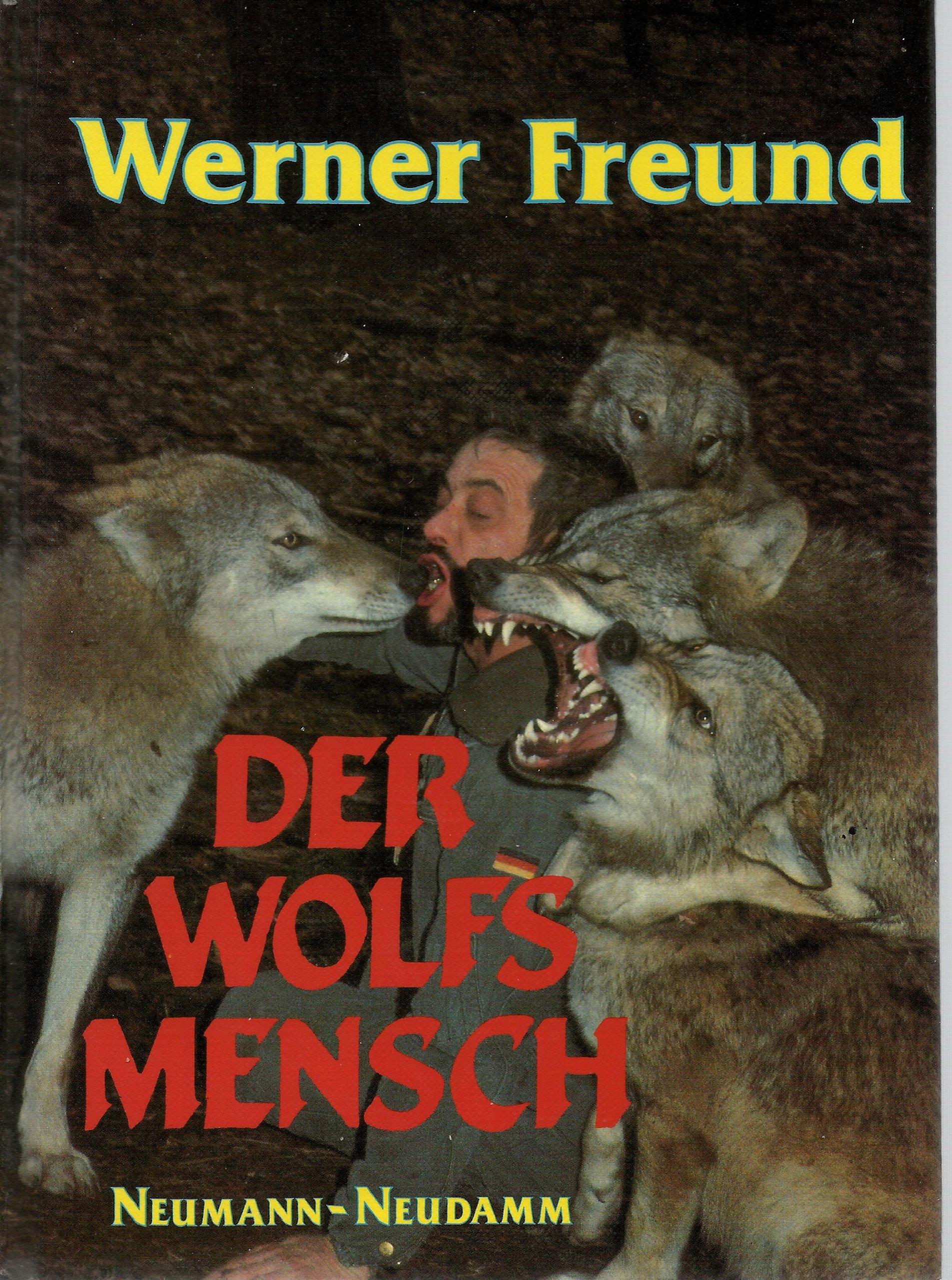 Der Wolfsmensch.