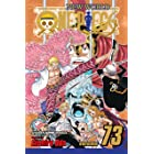 One Piece, Vol. 73: Operation Dressrosa S.O.P. (One Piece Graphic Novel) (English Edition)