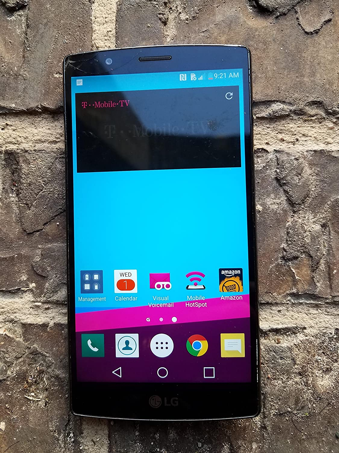LG G4 H811 32GB Leather Brown (T-Mobile)