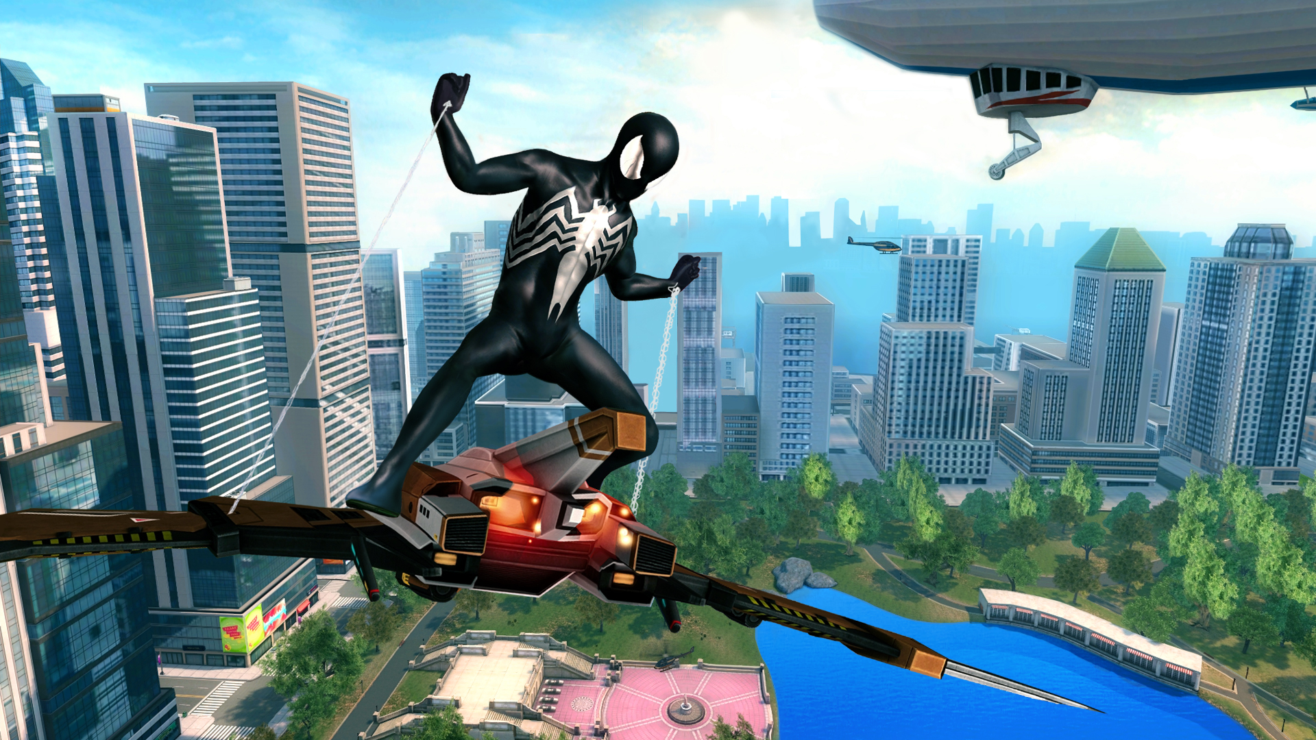 The Amazing Spider-Man 2 (2014 video game) - Wikipedia
