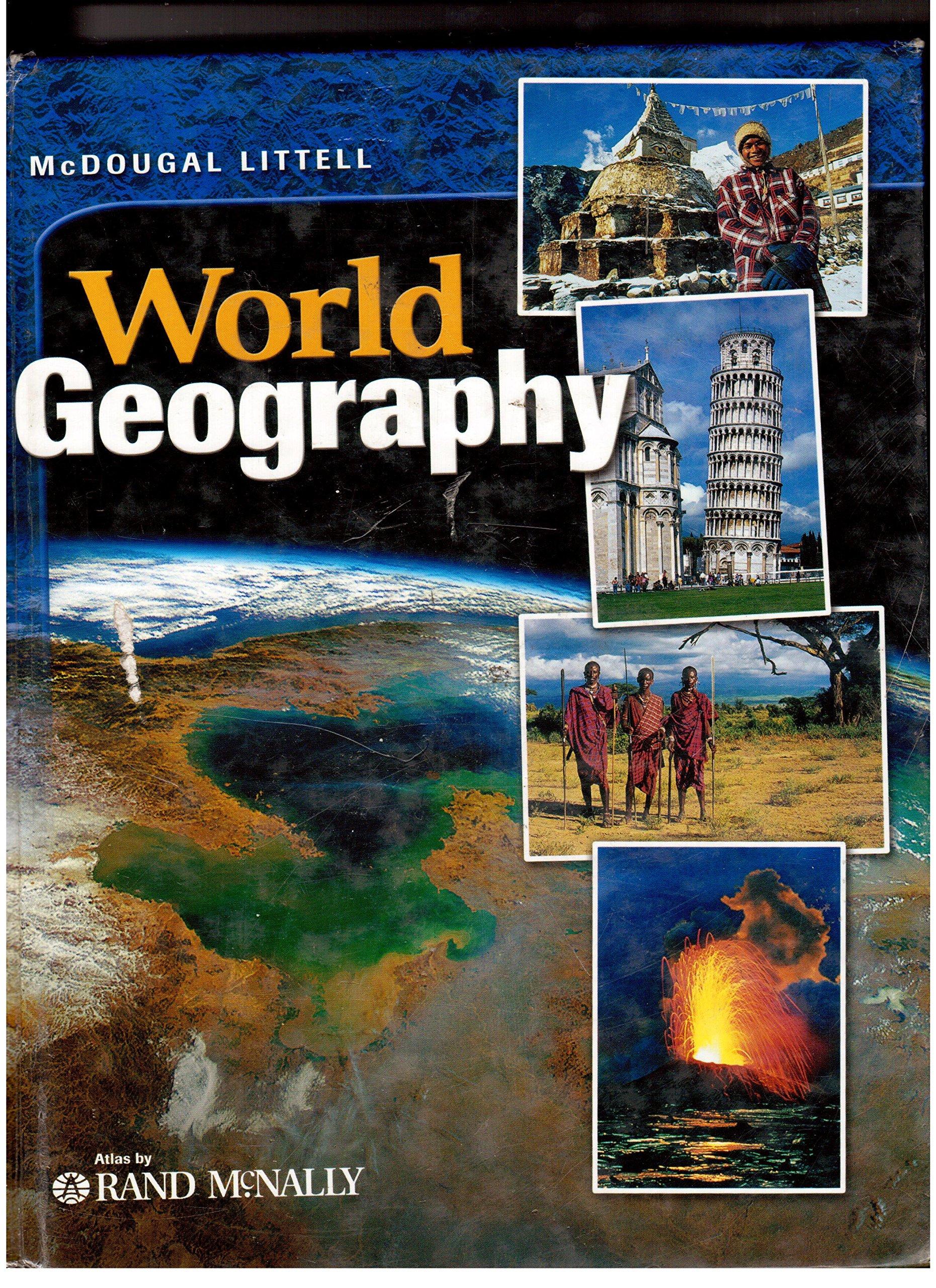 Amazon in: Buy World Geography, Grades 9-12: Mcdougal Littell World