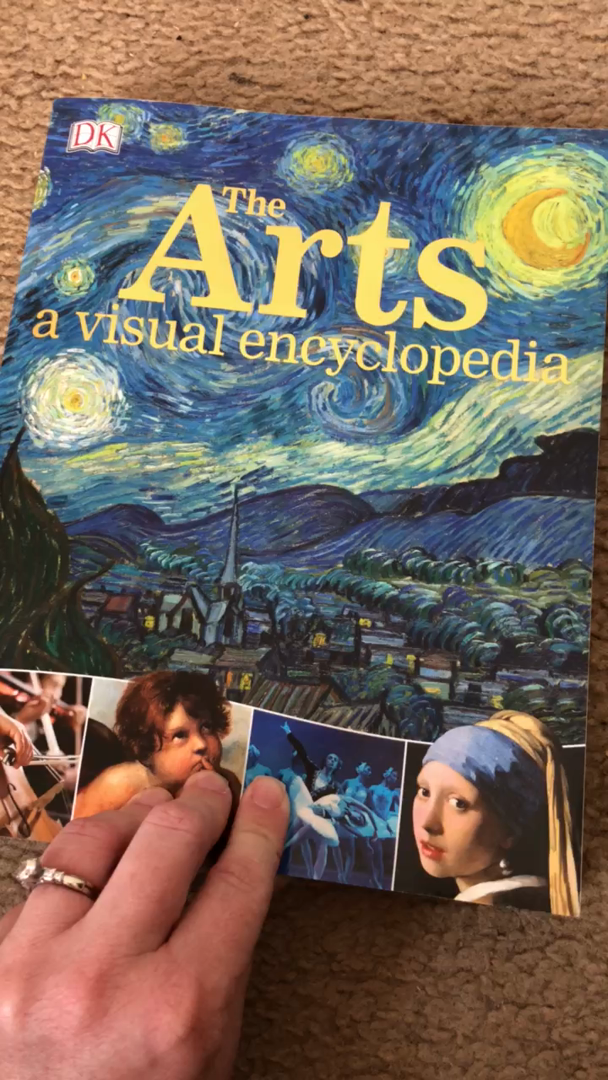 The arts a visual encyclopedia dk 9781465461780 amazon books customer video review fandeluxe Image collections