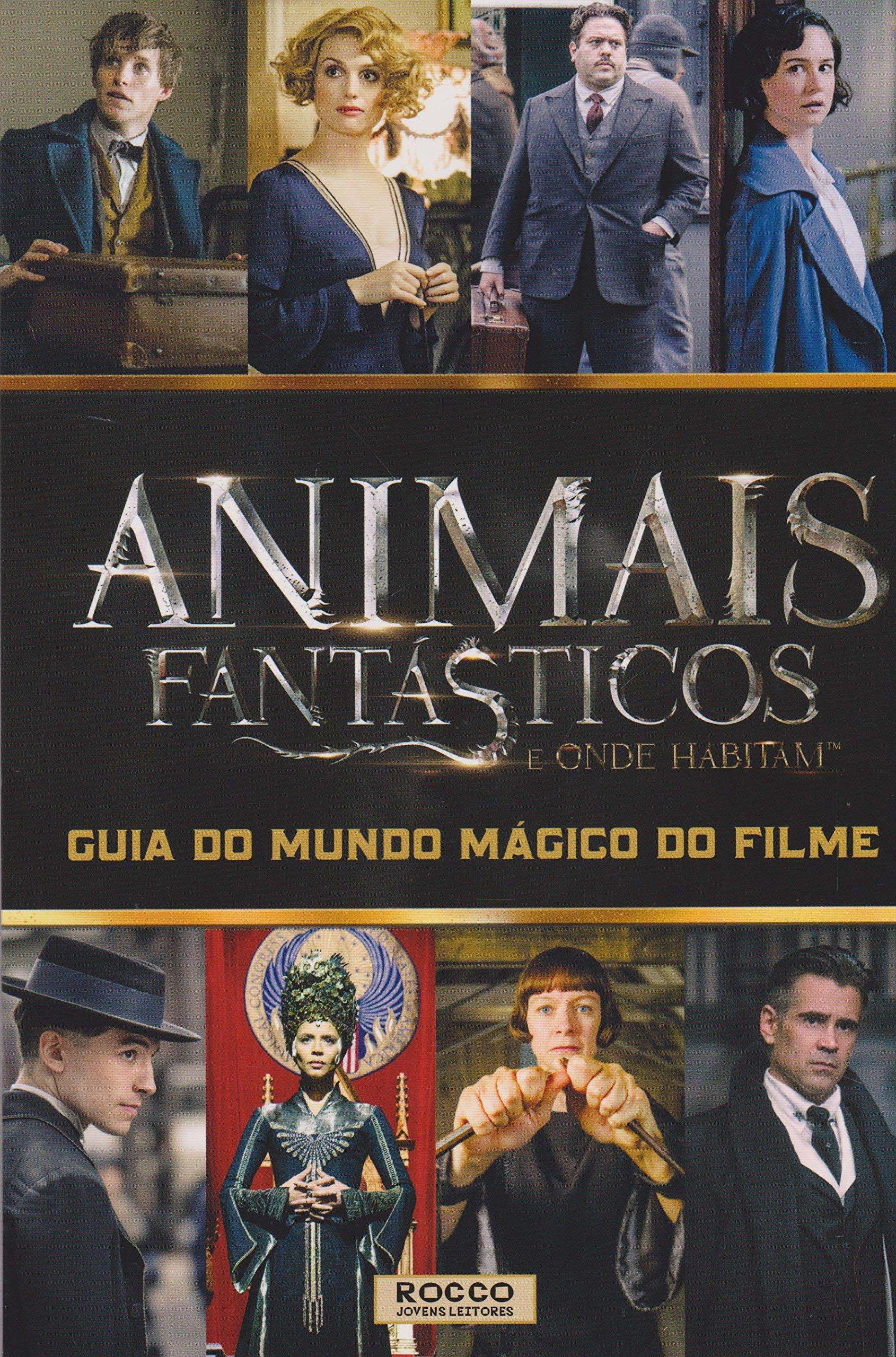 Animais Fantásticos Guia do Filme