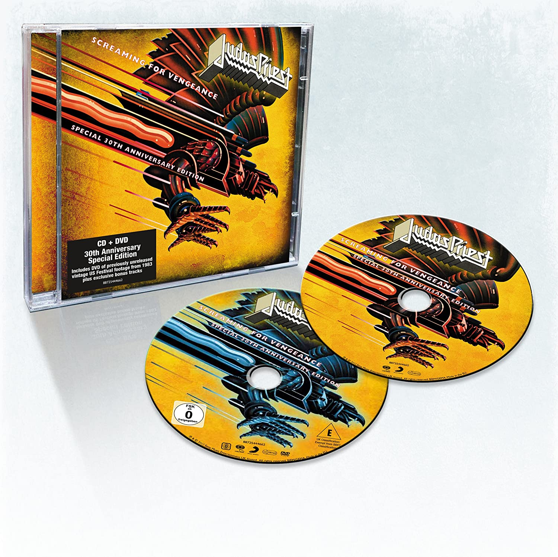 Screaming For Vengeance - 30th Anniversary: Judas Priest, Judas Priets: Amazon.es: Música