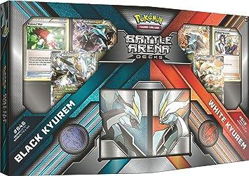 Pokemon Black vs White Kyurem Battle Arena Deck