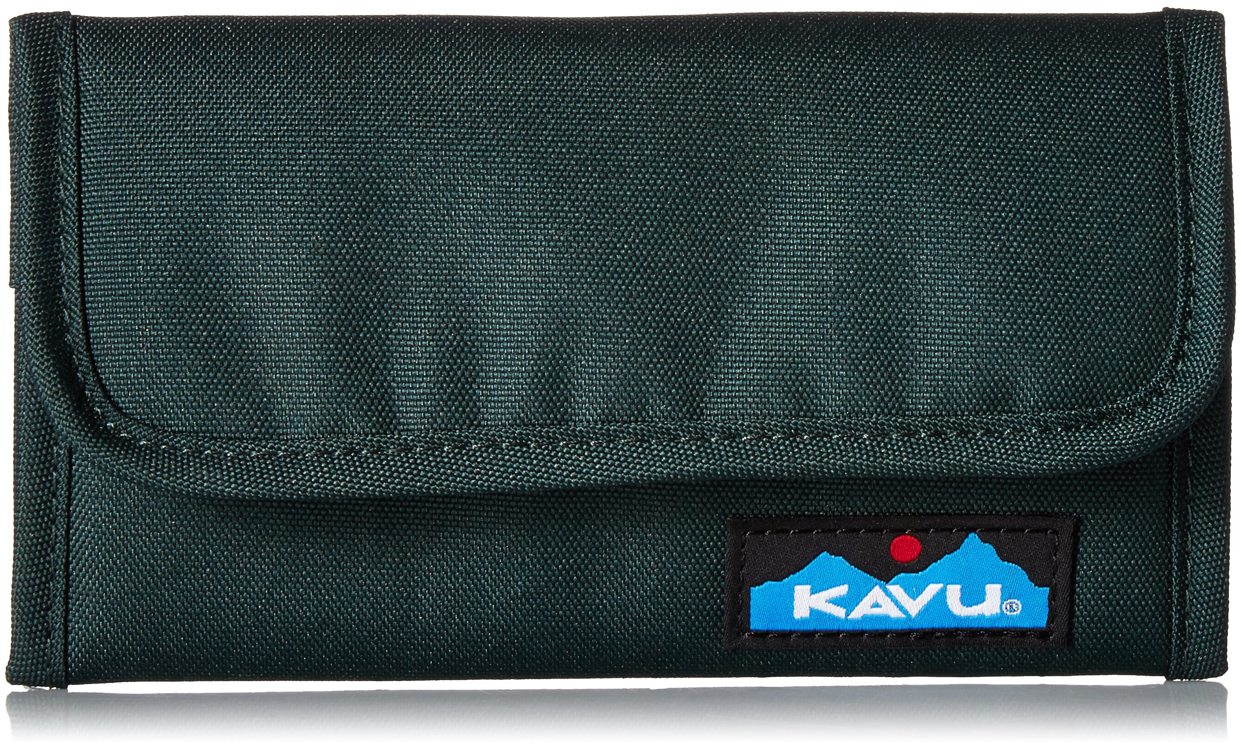 KAVU Women's Mondo Spender Wallet,Spruce,One Size
