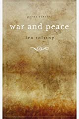 War and Peace (Modern Library) Kindle Edition
