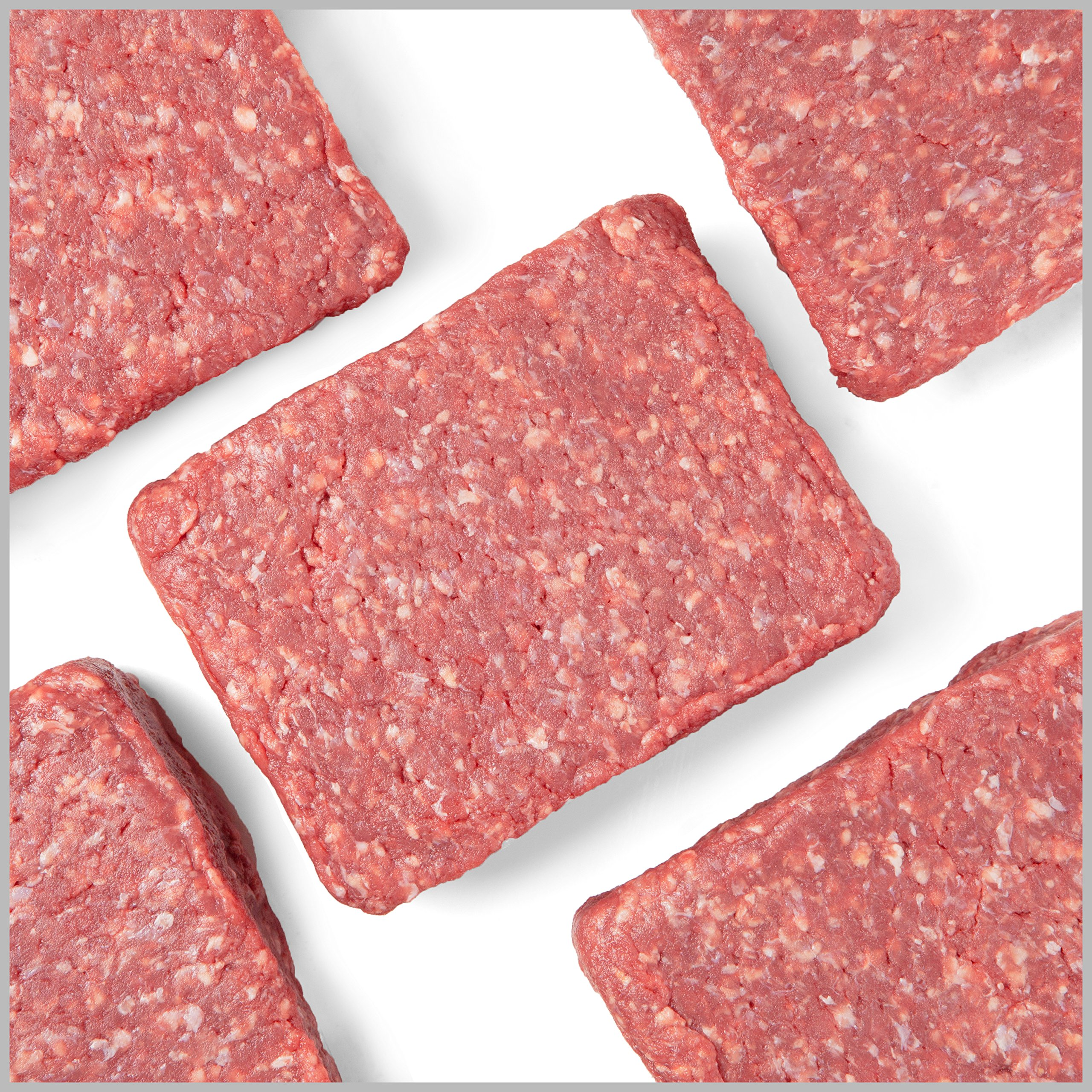 Pre, 16 (1LB) 85% Lean Ground Beef Bricks - 100% Grass-Fed, Grass-Finished and Pasture-Raised Beef