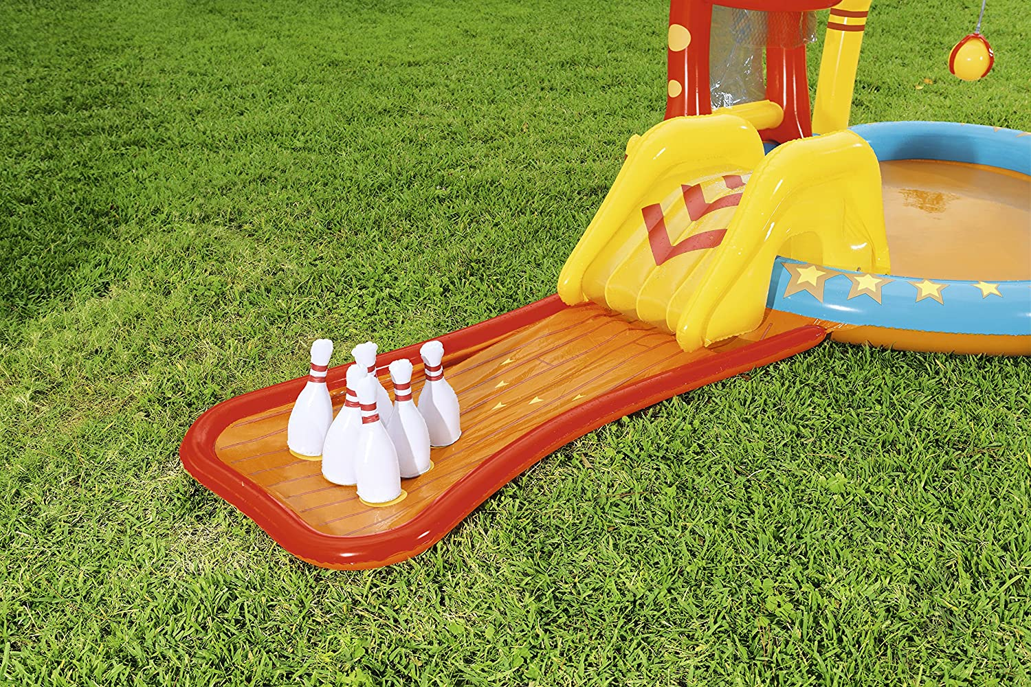 Bestway Lil Champ Play Center Inflatable Play Center Best way Hong Kong International Limited Import FOB Ningbo 53068E
