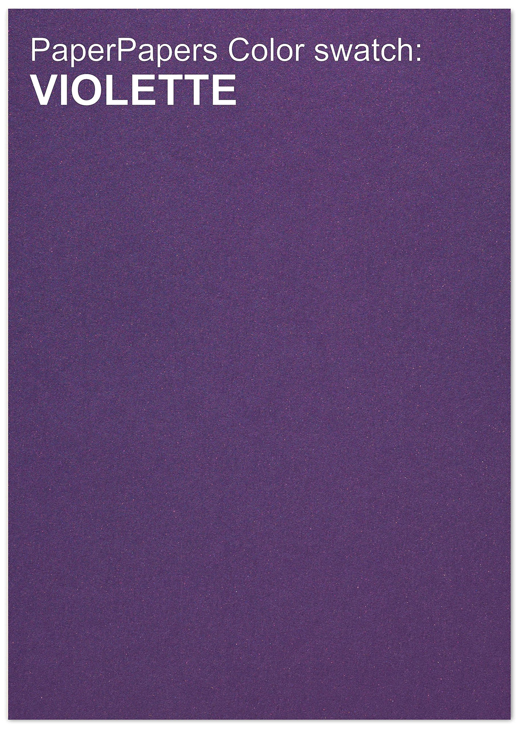 Curious Metallic - VIOLETTE Paper - 32T Multipurpose Paper - 12 x 18 - 200 PK by Paper Papers