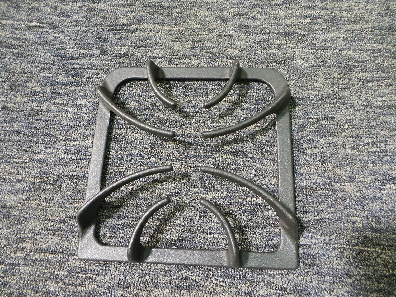 Frigidaire 316202405 Range Surface Burner Grate Genuine Original Equipment Manufacturer (OEM) Part Black
