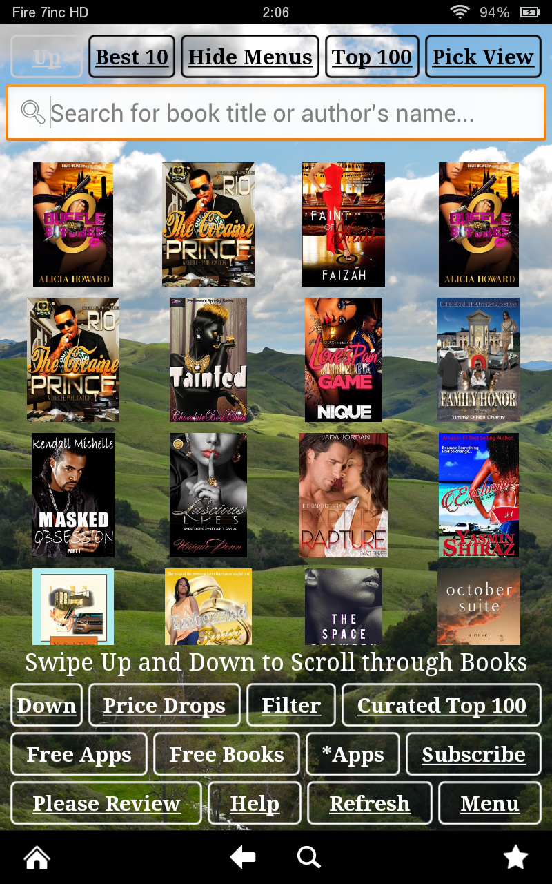 how to download books on kindle fire for free