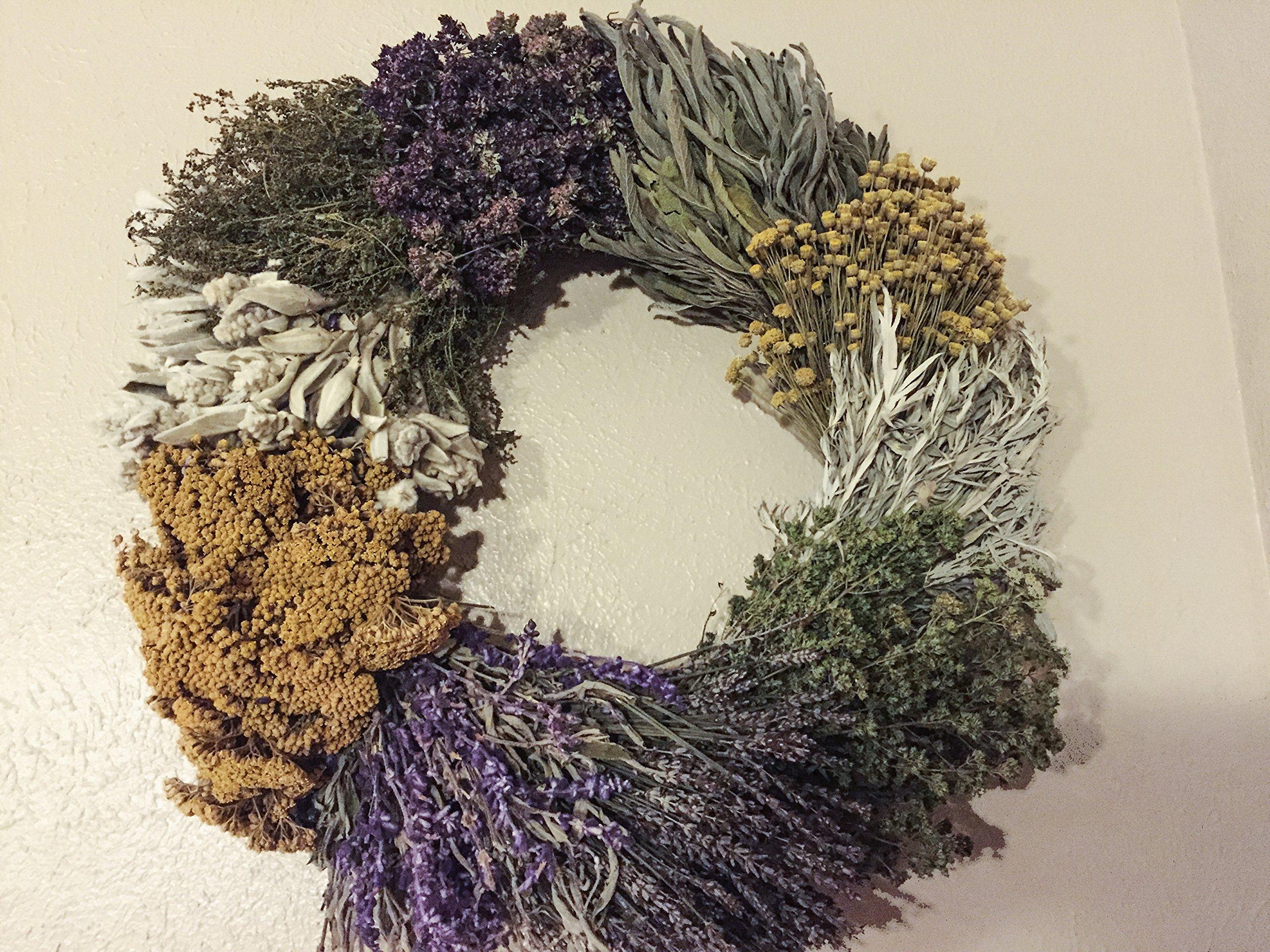 10-Herb-Wreath