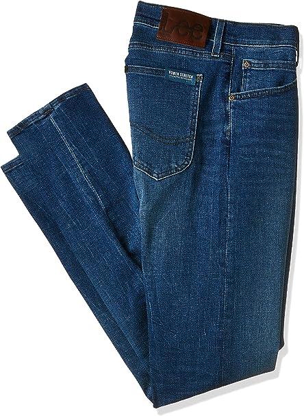TALLA 32W / 32L. Lee Luke Jeans para Hombre