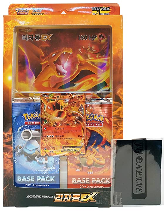 Pokemon Cartas XY BREAK Conjunto Especial Tarjeta Jumbo 42 ...