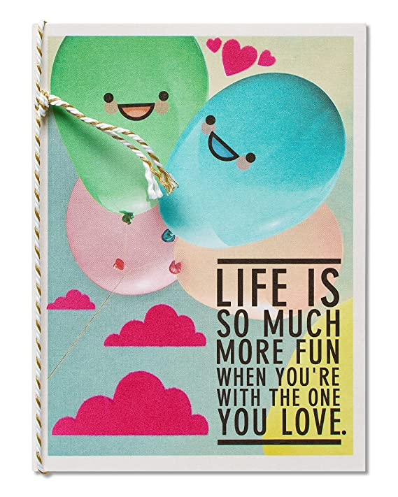 American Greetings Funny Birthday Wishes Belated Card With Flocking